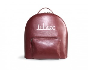 iubesc-backpack-burgundy