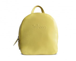 Iubesc 02 backpack yellow