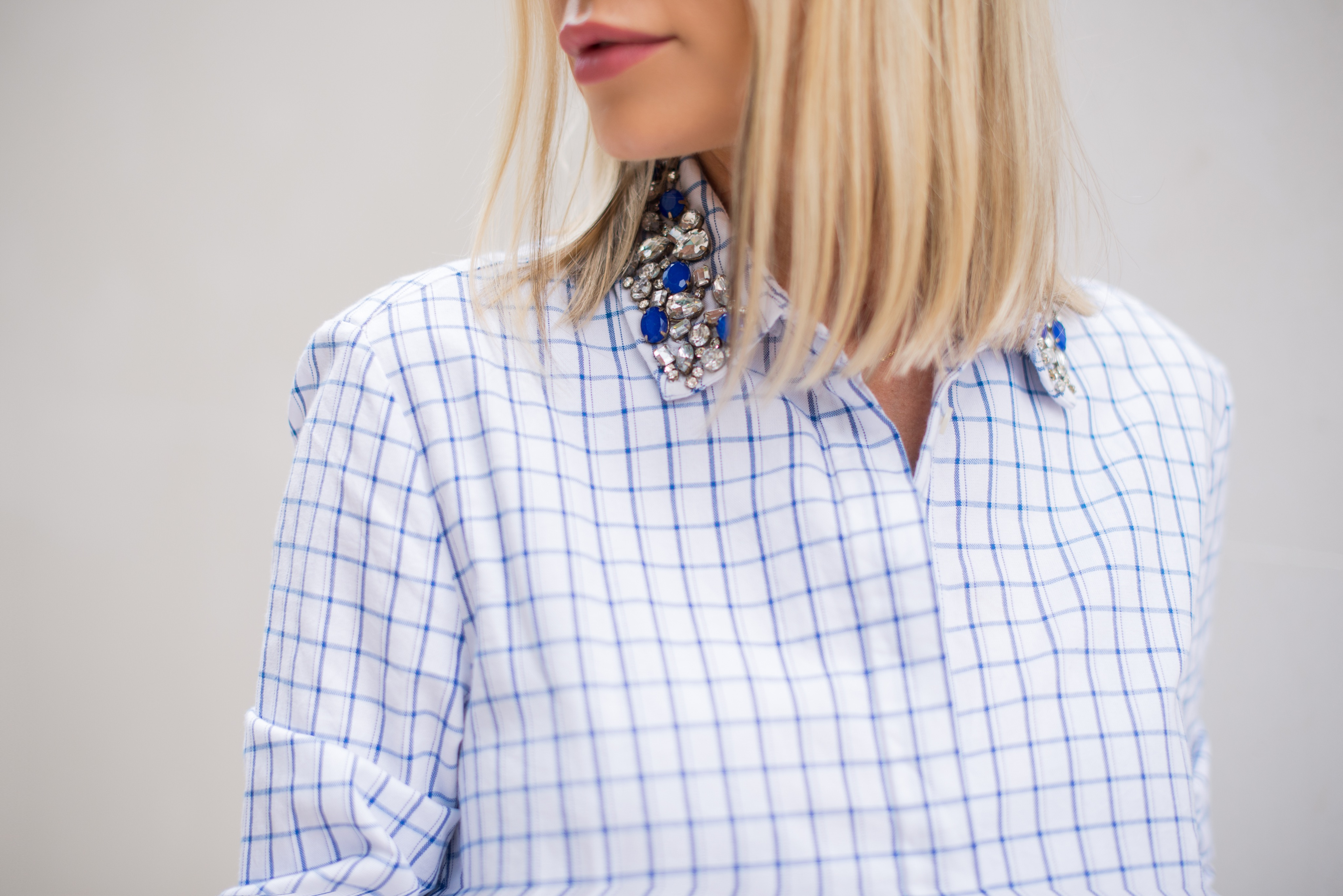 Embellished collars all the way